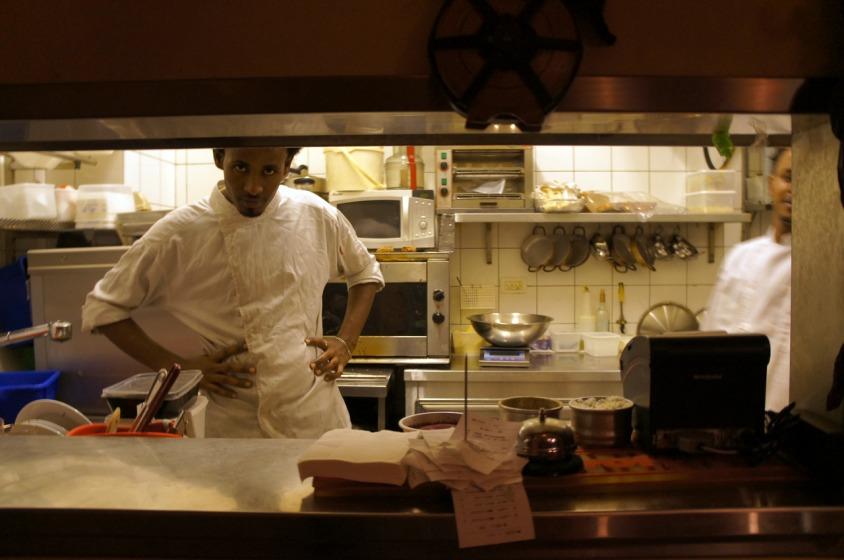 Chef. Photo by Simon Wilder