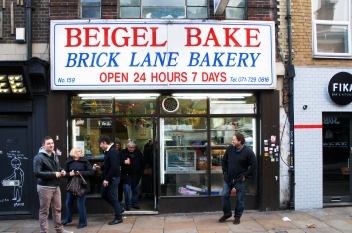 Beigel Bake. Photo by Simon Wilder